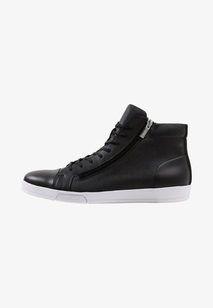 BERKE - Sneakers alte - black