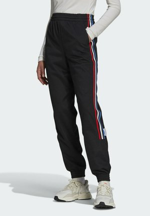 ADICOLOR TRICOLOR PRIMEBLUE TRACKSUIT BOTTOMS - Pantalon de survêtement - black