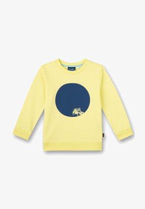 Sweatshirt - gelb