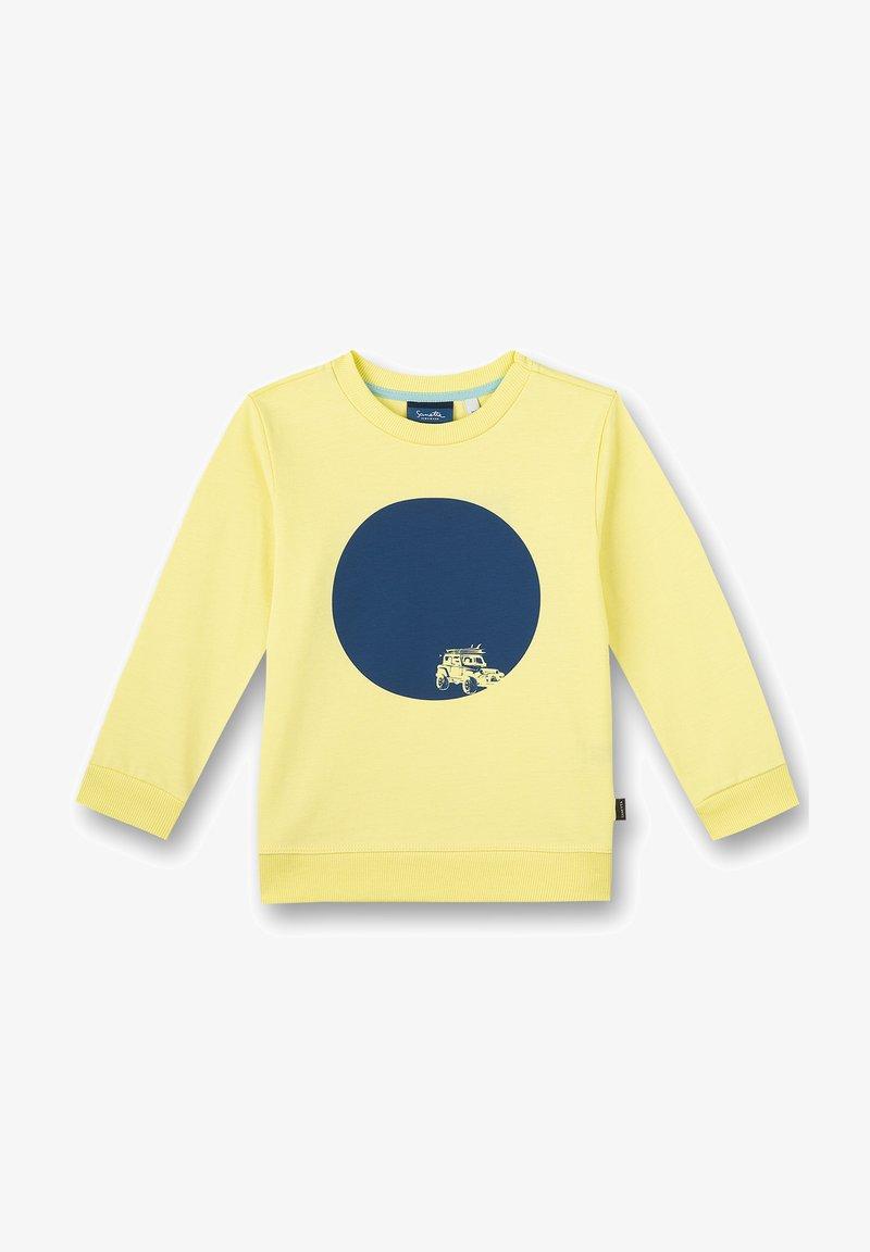 Sanetta Kidswear - Sweatshirt - gelb
