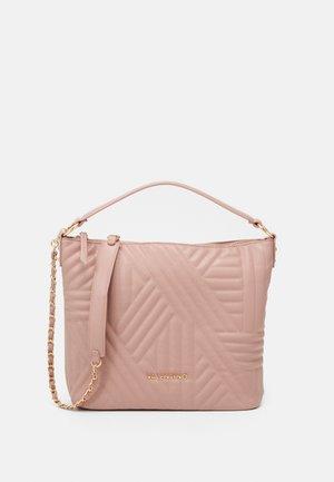 SIGNORIA - Handbag - rosa antico