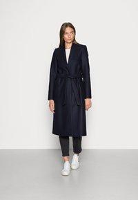 IVY & OAK - CHRISTINA - Classic coat - navy blue - 0