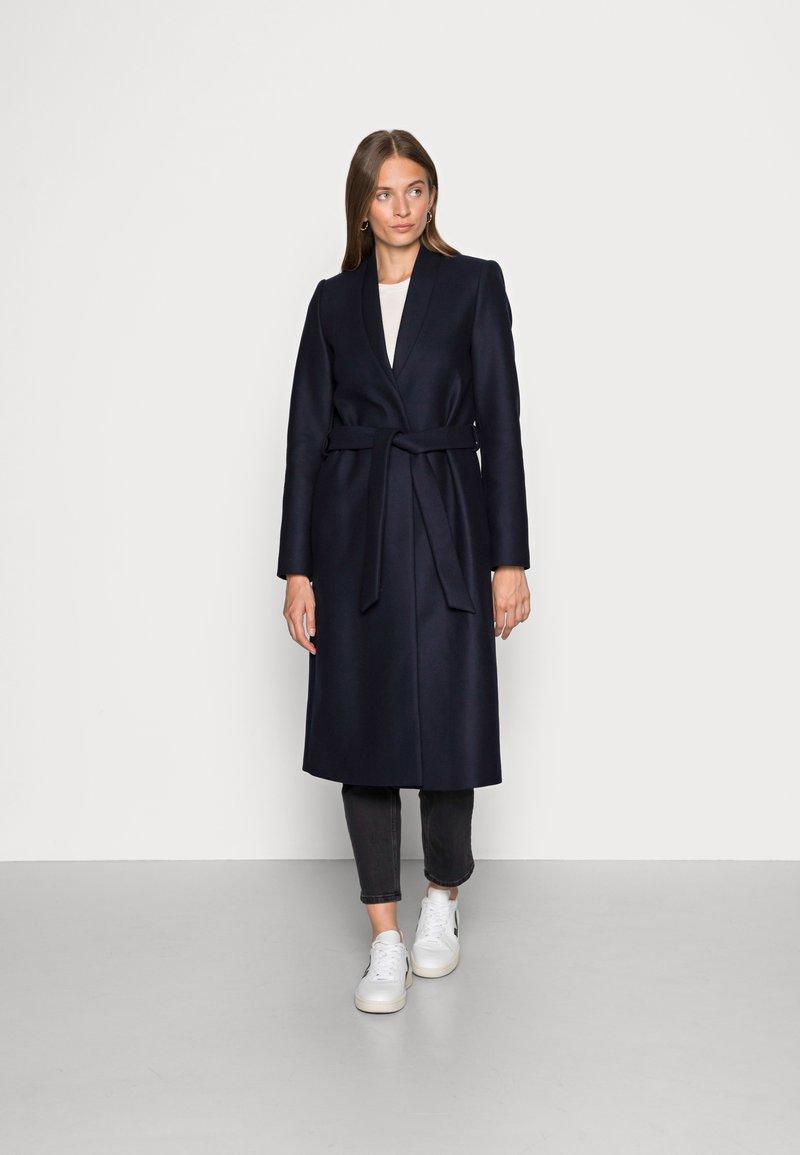 IVY & OAK - CHRISTINA - Classic coat - navy blue