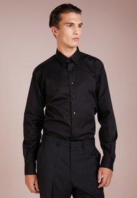 KARL LAGERFELD - Kostymskjorta - black - 0