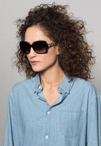 Burberry - Sunglasses - black - 0
