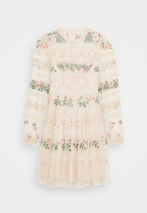 PRECIOUS ROSE DRESS - Koktejlové šaty/ šaty na párty - ballet slipper rose