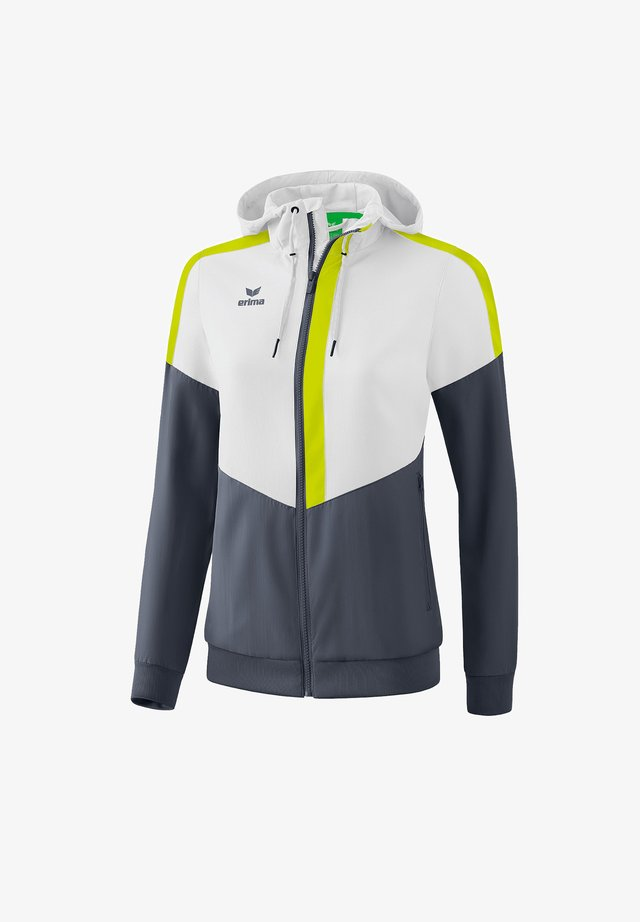 Sports jacket - weissgrau