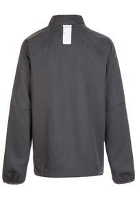 Nike Performance - DRY ACADEMY - Training jacket - anthracite/white - 1