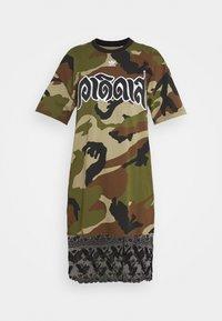 adidas Originals - TEE DRESS - Jersey dress - multicolor - 9