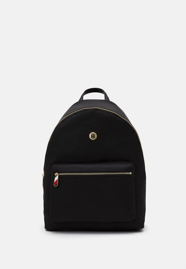 POPPY BACKPACK SOLID - Plecak - black