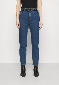 Carin Wester - IMAN - Relaxed fit jeans - denim blue - 0