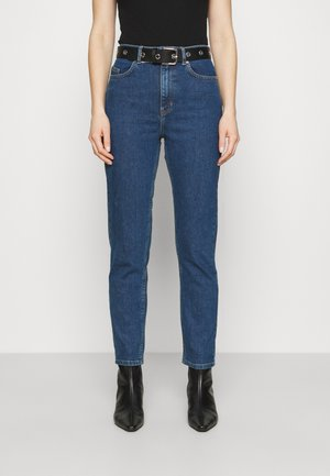 IMAN - Džíny Relaxed Fit - denim blue