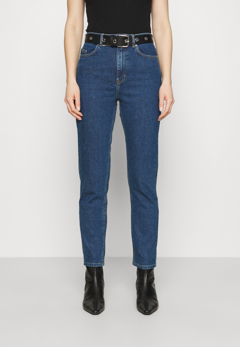 Carin Wester - IMAN - Relaxed fit jeans - denim blue