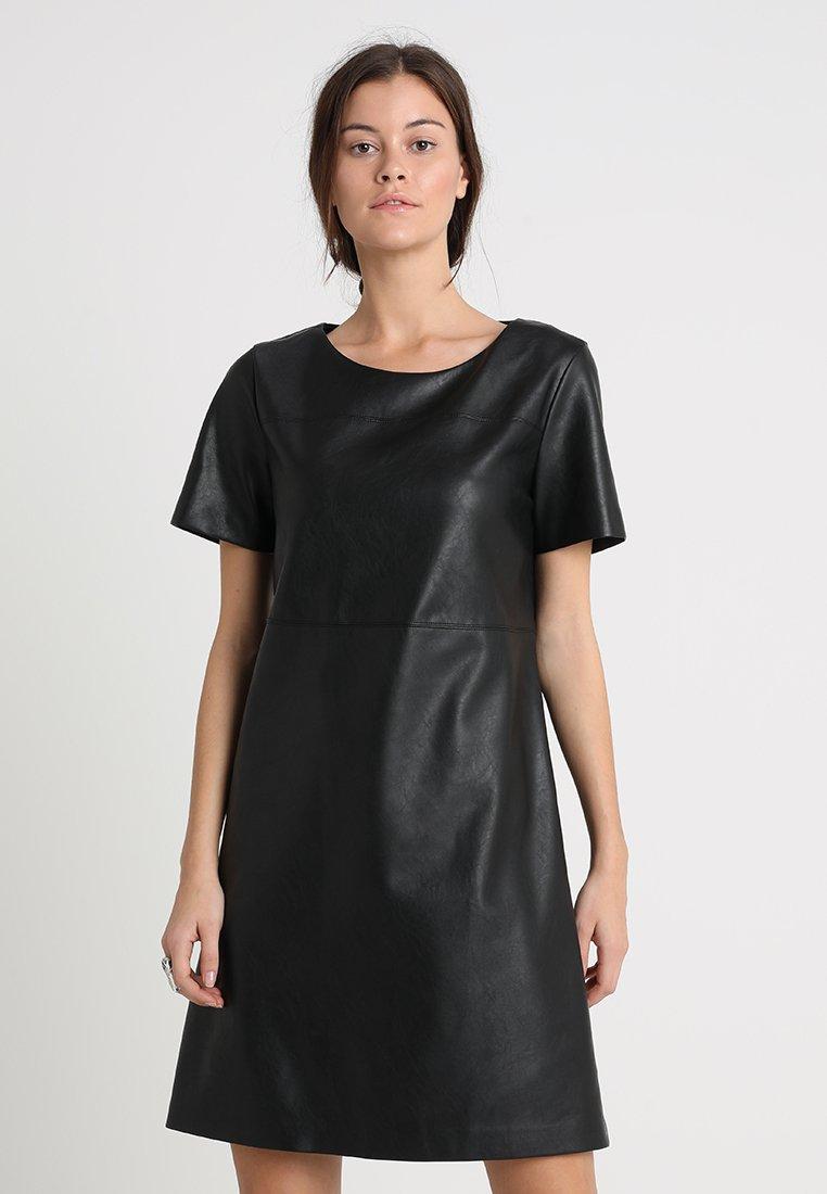 Opus - WASINE - Korte jurk - black