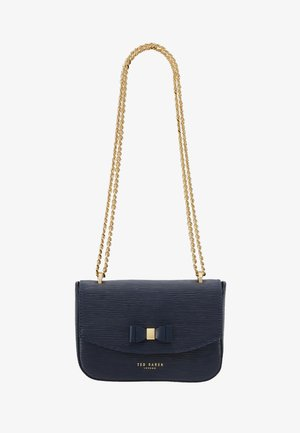 DAISSY - Across body bag - dark blue