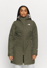 The North Face - RECYCLED ZANECK VANADIS - Parka - new taupe green - 0