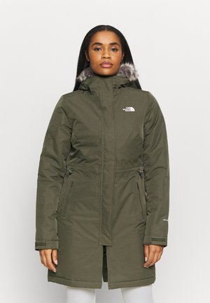 RECYCLED ZANECK VANADIS - Parka - new taupe green