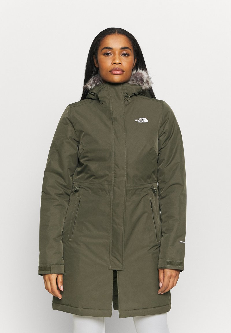 The North Face - RECYCLED ZANECK VANADIS - Parka - new taupe green