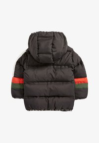 Next - BLACK COLOURBLOCK PADDED JACKET (3MTHS-7YRS) - Winterjas - black - 1