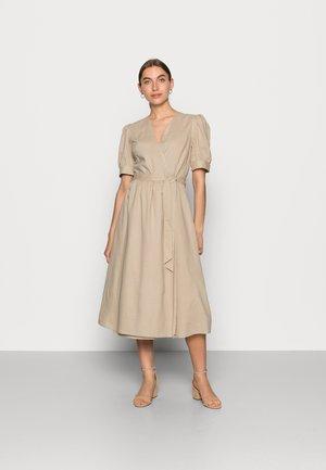 JUNA DRESS - Sukienka letnia - twill