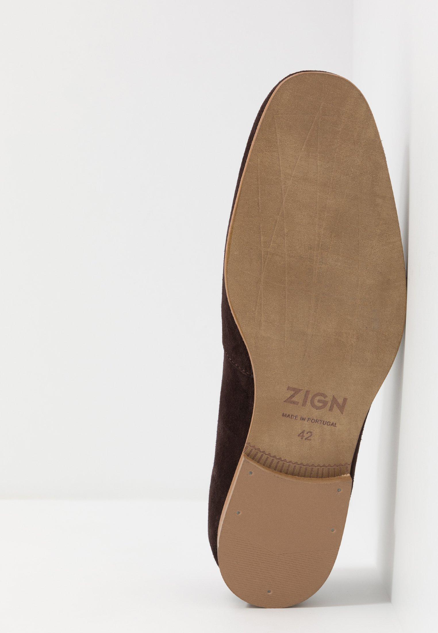 Zign Pensko dark brown Zalando.no