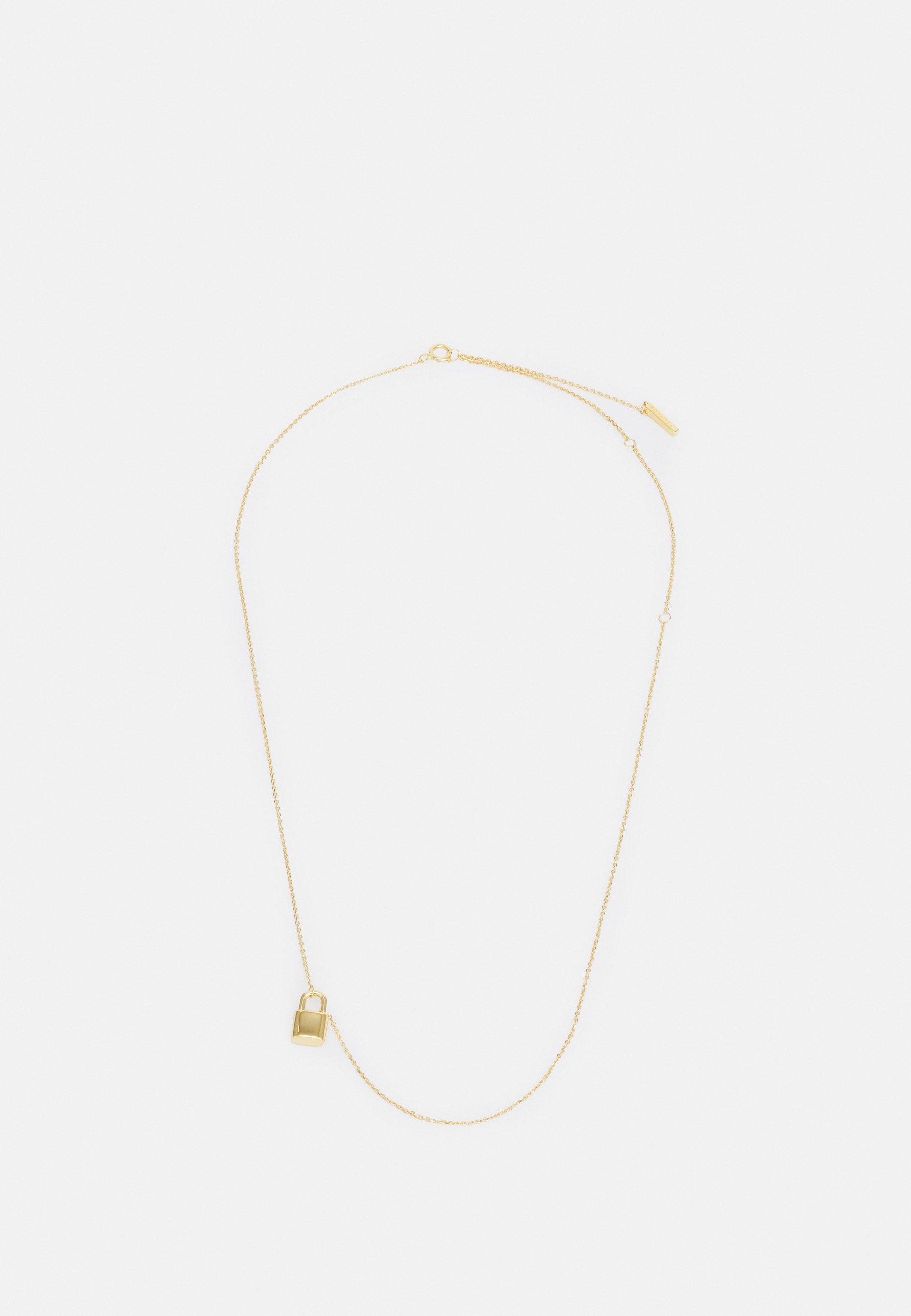 Women CO BOND SILVER U - Necklace