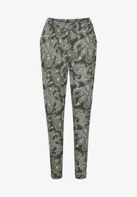 Kaffe - ROKA AMBER PANTS - Trousers - grape leaf new paisley - 4
