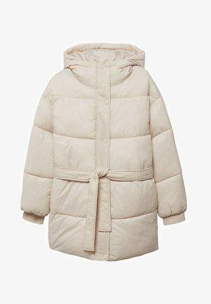 Vinterkåpe / -frakk - off white
