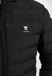 TUFFSKULL - Winter jacket - schwarz - 5