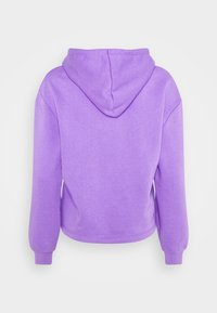 Pieces - PCCHILLI LS HOODIE - Bluza - dahlia purple - 1