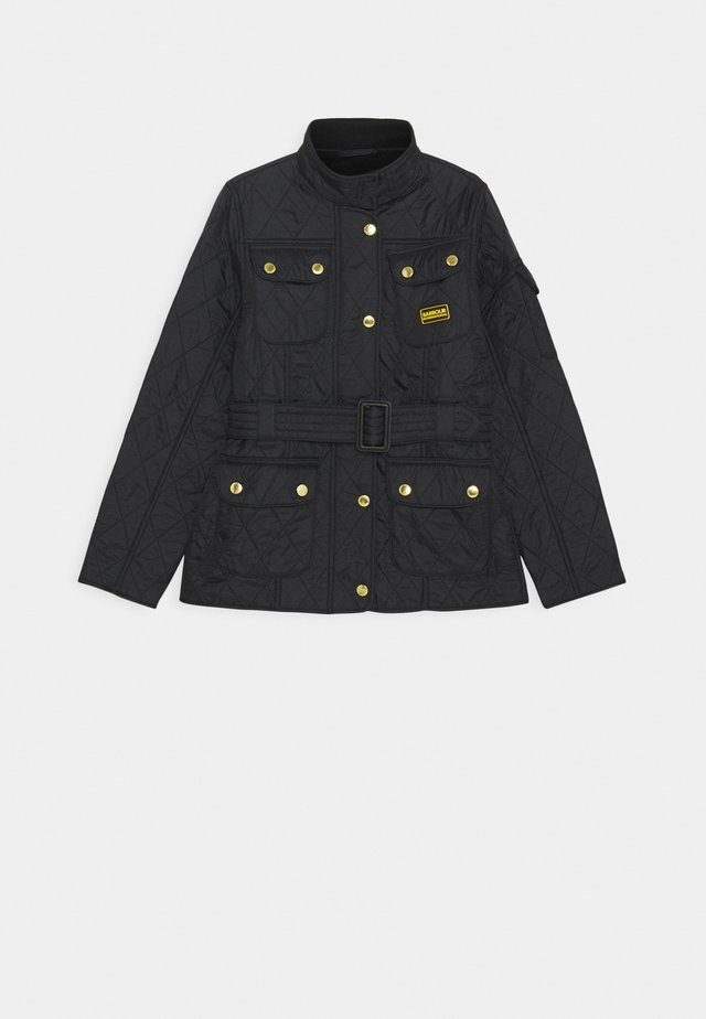INTERNATIONAL QUILT - Winter jacket - black