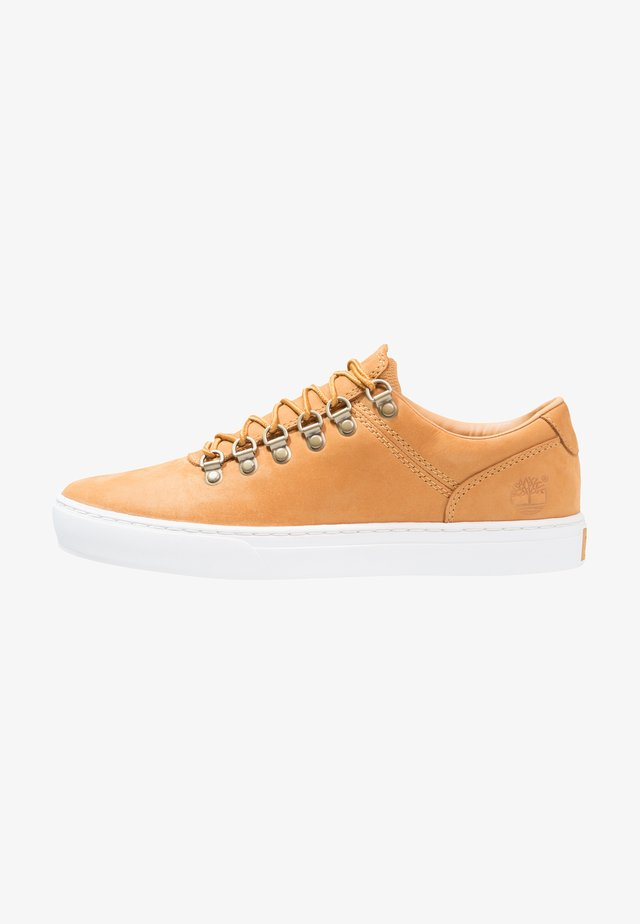 ADV 2.0 CUPSOLE ALPINE - Sneakers laag - wheat