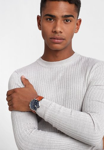 NEUTRA - Chronograph watch - braun