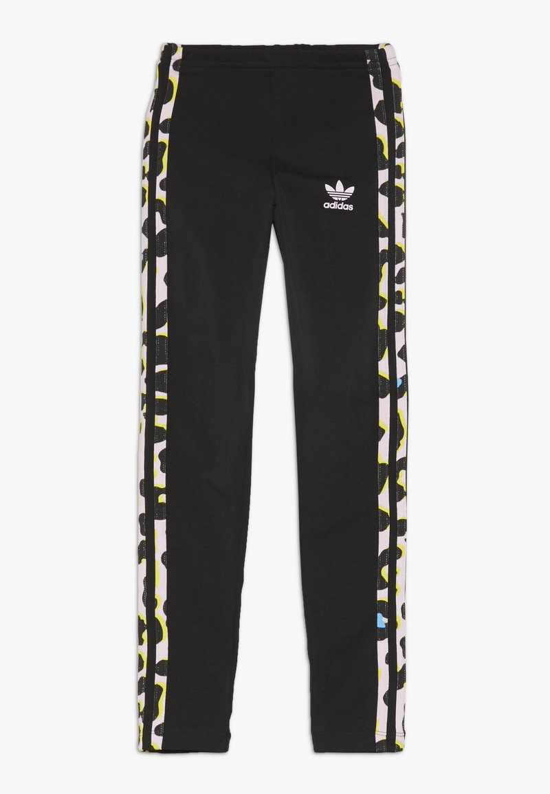 adidas Originals - Leggings - black/multcolor