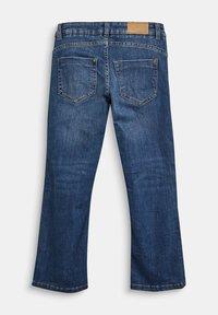 Esprit - Straight leg jeans - blue medium washed - 1