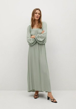 Maxi dress - pastellgrün
