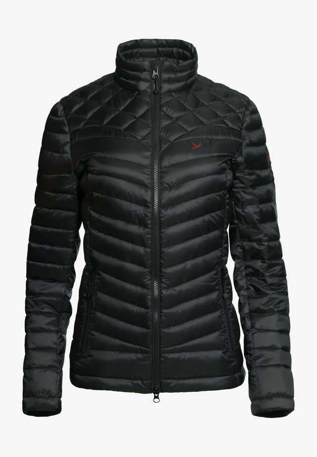 ALUSIA - Down jacket - black