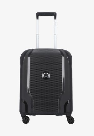 CLAVEL - Wheeled suitcase - black