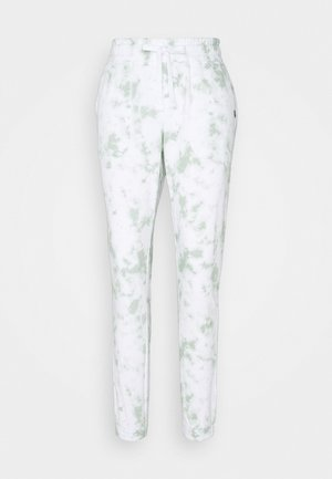 GYM TRACK PANT - Tracksuit bottoms - mint chip