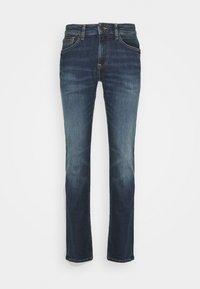Tommy Jeans - SCANTON - Slim fit -farkut - dark blue - 4