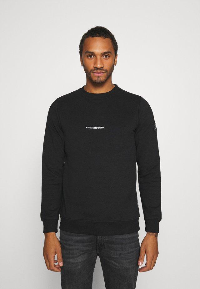 BRUCE - Sweatshirt - black