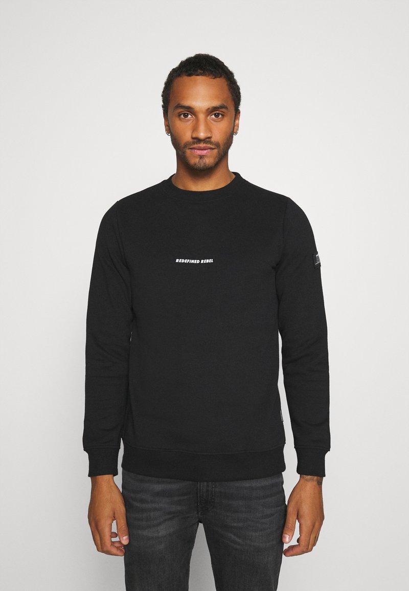 Redefined Rebel - BRUCE - Sweatshirt - black
