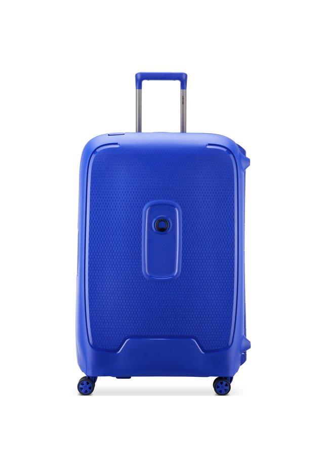 MONCEY 4-ROLLEN TROLLEY 76 CM - Wheeled suitcase - marineblau