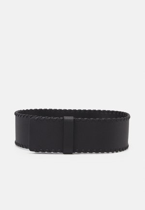 CINTURA BUSTINO - Waist belt - nero