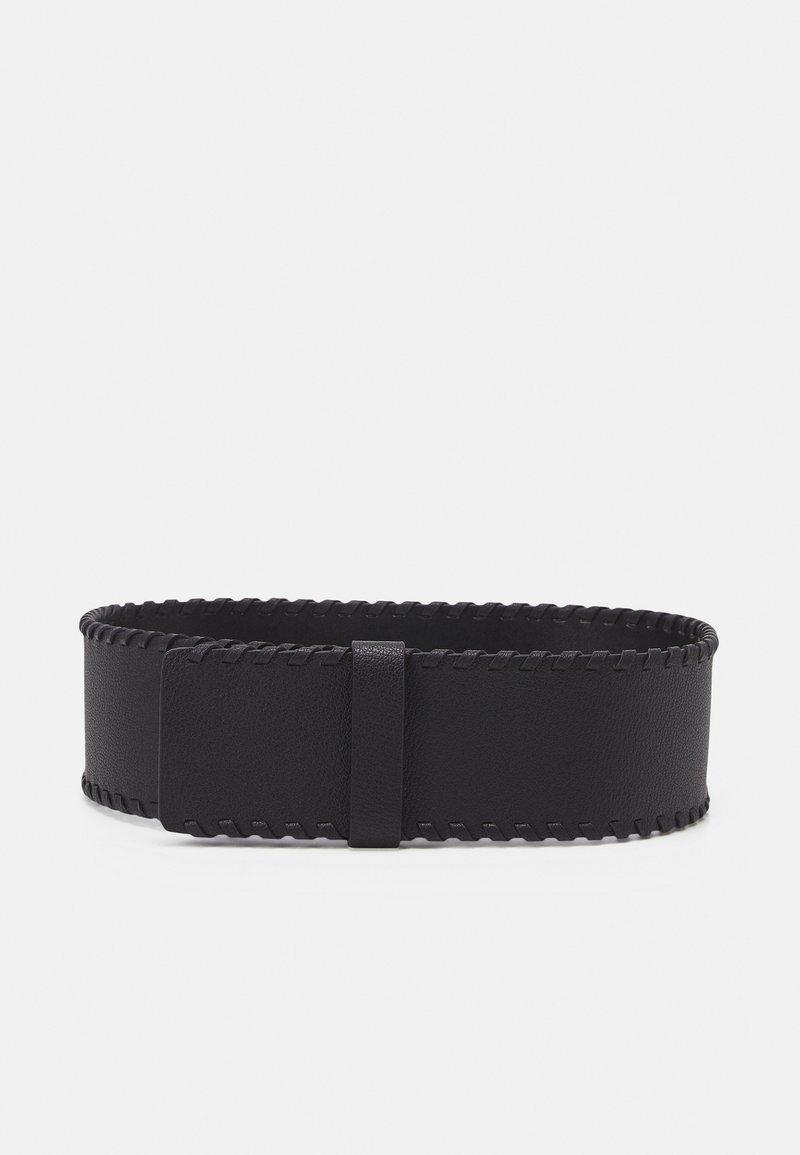 LIU JO - CINTURA BUSTINO - Waist belt - nero