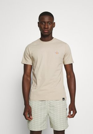 STOCKDALE - Camiseta básica - sandstone