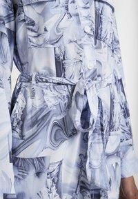 Monki - JONNA WORKWEAR - Jumpsuit - blue - 5