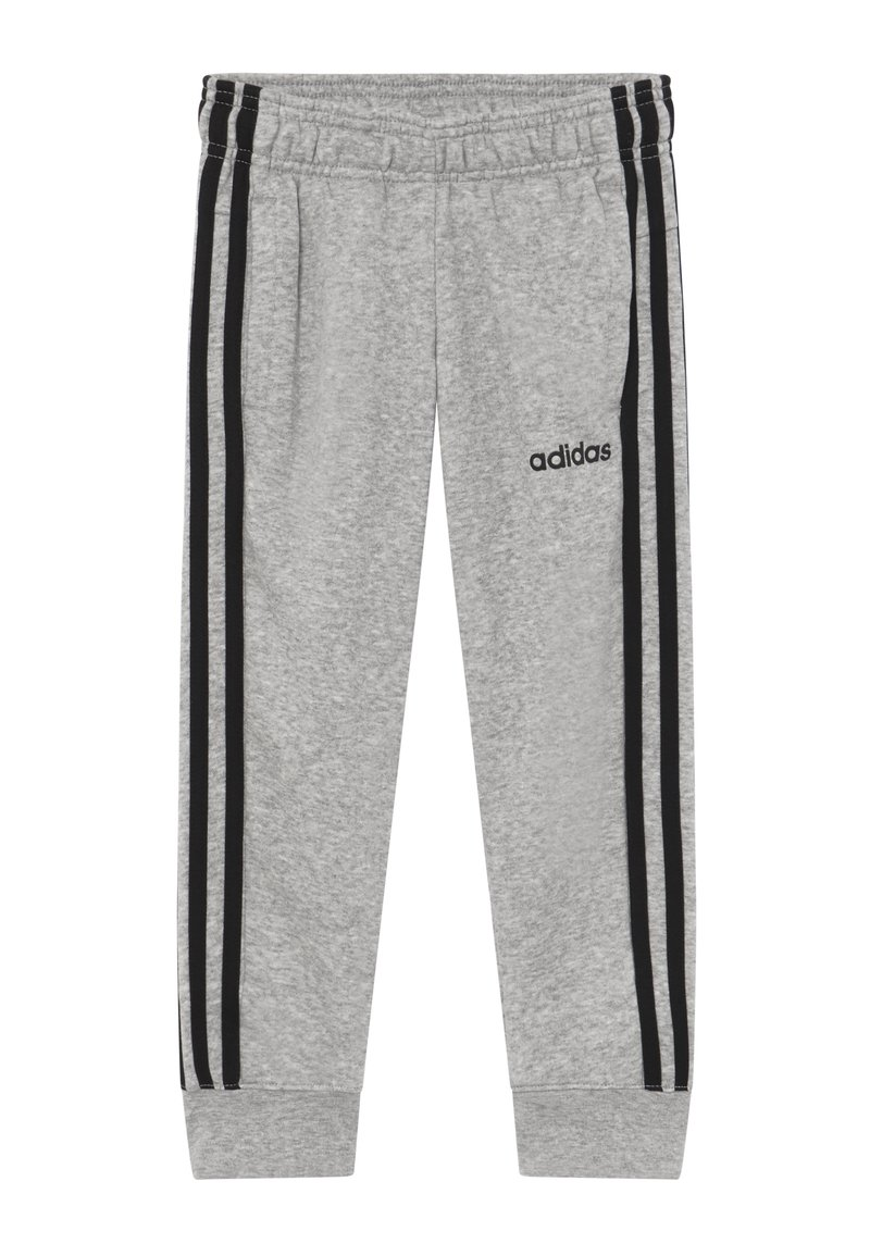 adidas Performance - Tracksuit bottoms - grey/black