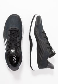 adidas Performance - FITBOUNCE - Trainers - core black/footwear white/grey six - 1