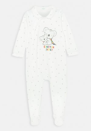 UNISEX - Sleep suit - white